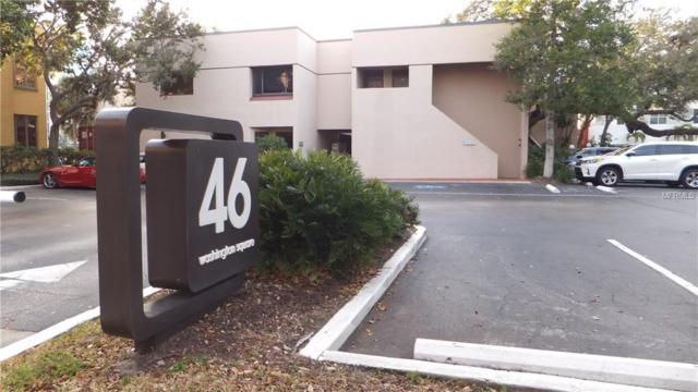 46 N Washington Boulevard #20, Sarasota, FL 34236 (MLS #A4209366) :: Medway Realty