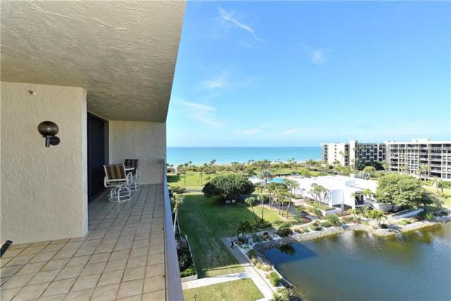 1095 Gulf Of Mexico Drive #602, Longboat Key, FL 34228 (MLS #A4209717) :: The Duncan Duo Team