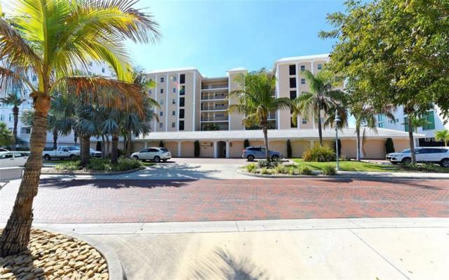 226 Golden Gate Point #44, Sarasota, FL 34236 (MLS #A4209996) :: Medway Realty