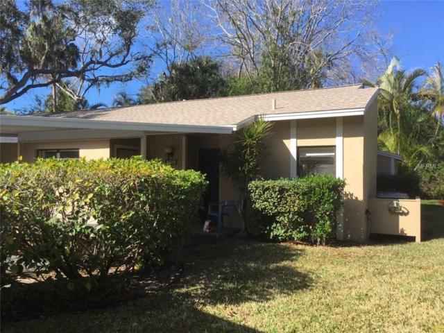 5019 Village Gardens Drive #31, Sarasota, FL 34234 (MLS #A4210035) :: The Duncan Duo Team