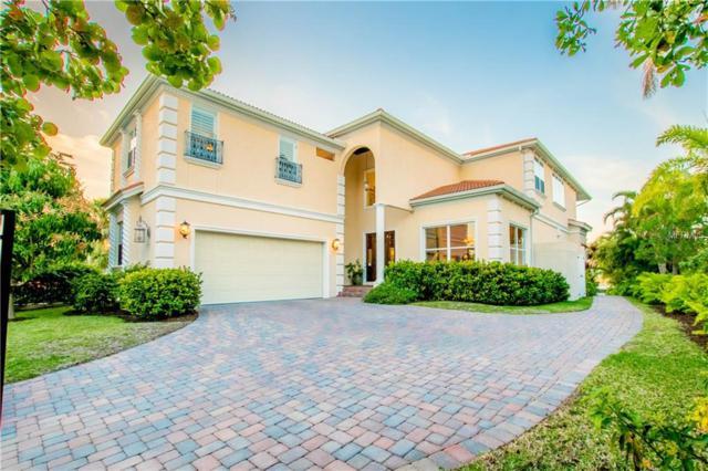 443 S Polk Drive, Sarasota, FL 34236 (MLS #A4210230) :: Medway Realty