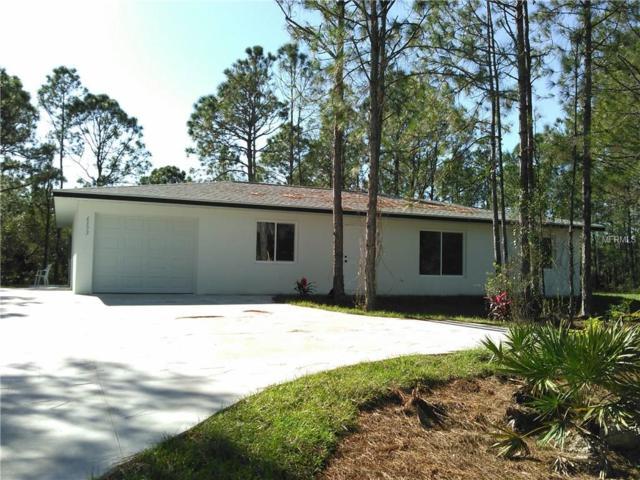 6593 Lapidius Road, North Port, FL 34291 (MLS #A4210275) :: Premium Properties Real Estate Services