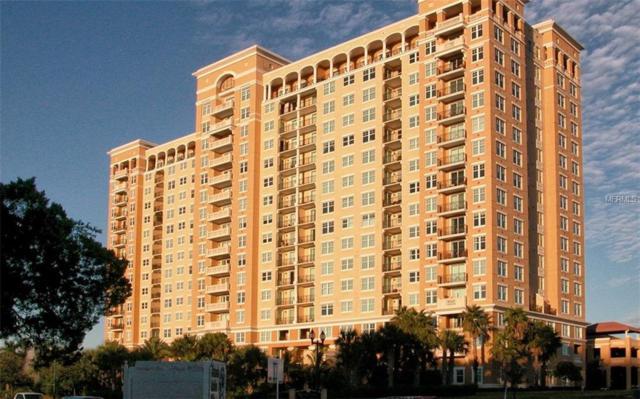 750 N Tamiami Trail #604, Sarasota, FL 34236 (MLS #A4210462) :: Medway Realty