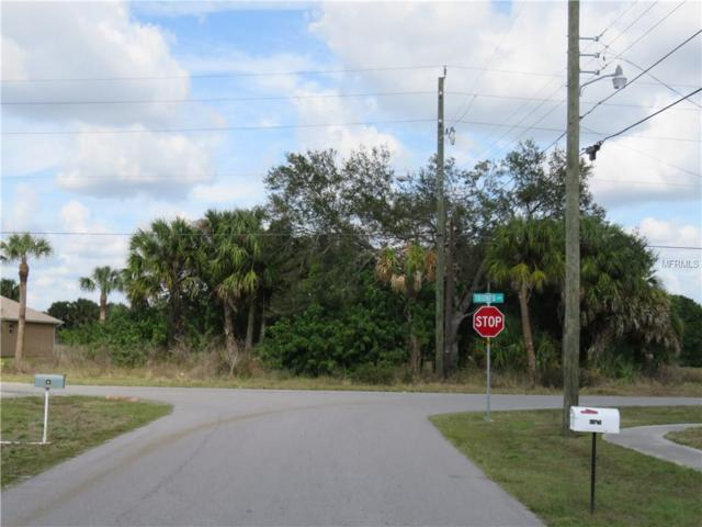 Trionfo Avenue, North Port, FL 34287 (MLS #A4210492) :: Medway Realty
