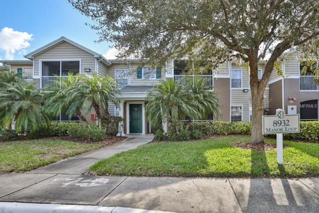 8932 Manor Loop #102, Lakewood Ranch, FL 34202 (MLS #A4210701) :: KELLER WILLIAMS CLASSIC VI