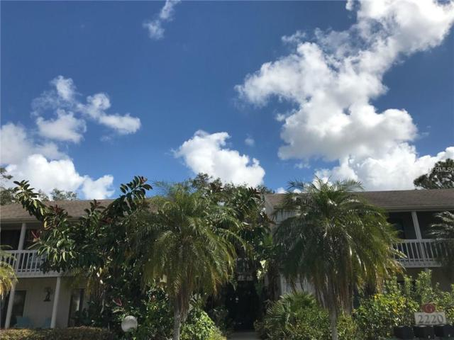 2220 Bahia Vista Street G7, Sarasota, FL 34239 (MLS #A4210742) :: The Duncan Duo Team