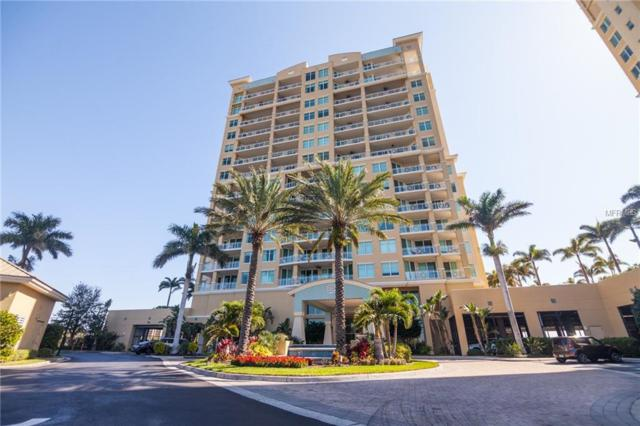 140 Riviera Dunes Way #206, Palmetto, FL 34221 (MLS #A4210812) :: Medway Realty