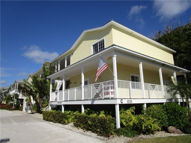 6732 Sarasea Circle 204C, Sarasota, FL 34242 (MLS #A4210897) :: The Duncan Duo Team