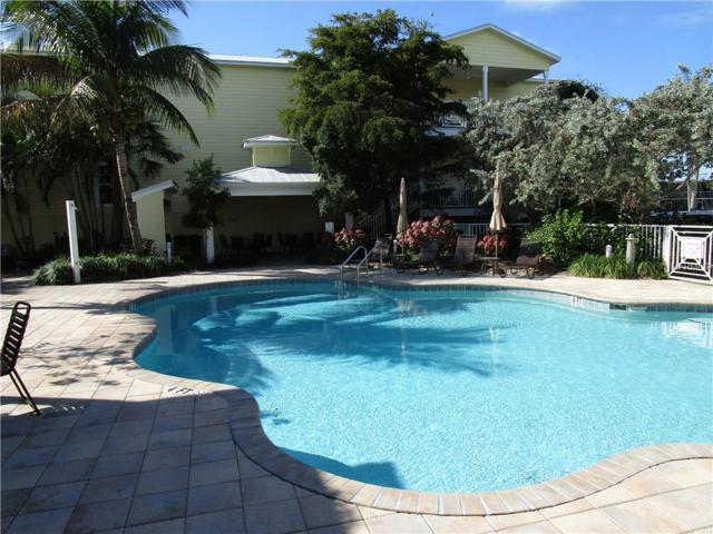 1054 Sun N Sea Dr 106D, Sarasota, FL 34242 (MLS #A4210902) :: The Duncan Duo Team