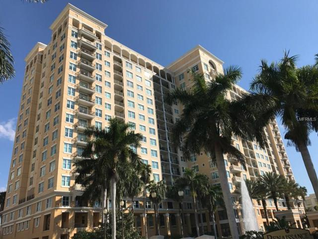 750 N Tamiami Trail #1414, Sarasota, FL 34236 (MLS #A4210916) :: Lovitch Realty Group, LLC