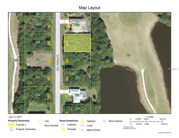 27 Pine Valley Place, Rotonda West, FL 33947 (MLS #A4210945) :: Griffin Group