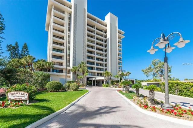 5300 Ocean Boulevard #504, Sarasota, FL 34242 (MLS #A4210963) :: Zarghami Group