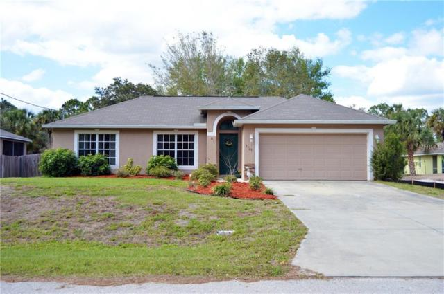 3763 Cinderella Road, North Port, FL 34286 (MLS #A4210981) :: Griffin Group