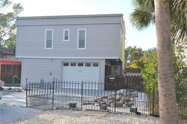 641 Calle De Peru, Sarasota, FL 34242 (MLS #A4210987) :: Medway Realty