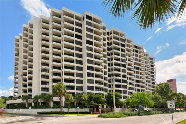 1255 N Gulfstream Avenue #905, Sarasota, FL 34236 (MLS #A4211150) :: TeamWorks WorldWide