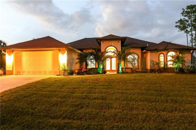 37 Marker Road, Rotonda West, FL 33947 (MLS #A4211257) :: Griffin Group