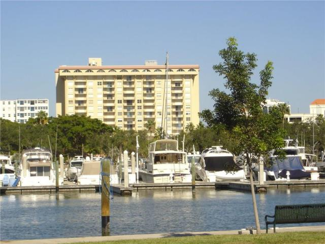 101 S Gulfstream Avenue 5H, Sarasota, FL 34236 (MLS #A4211311) :: Medway Realty
