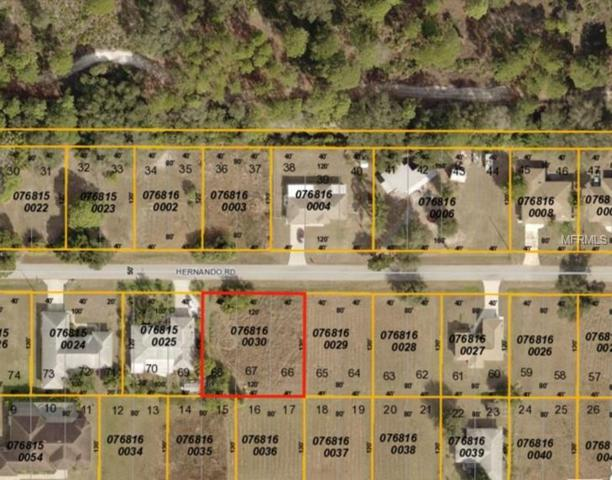 Hernando Road, North Port, FL 34287 (MLS #A4211433) :: Griffin Group