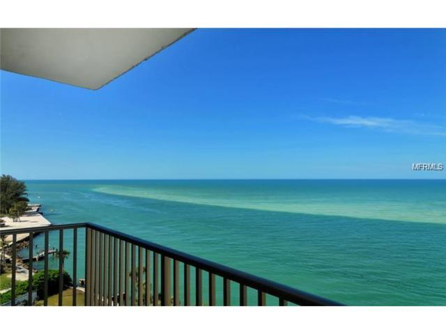 4822 Ocean Boulevard 8F, Sarasota, FL 34242 (MLS #A4211450) :: Medway Realty