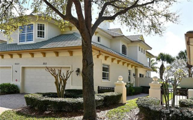 6523 Moorings Point Circle #202, Lakewood Ranch, FL 34202 (MLS #A4211469) :: The Duncan Duo Team