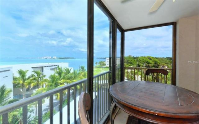 4822 Ocean Boulevard 6C, Sarasota, FL 34242 (MLS #A4211551) :: The Duncan Duo Team