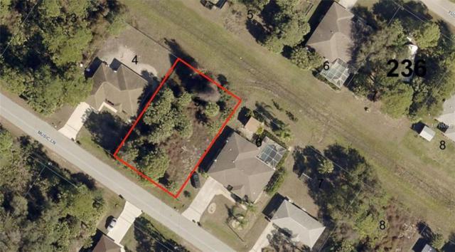 Lot 5 Music Lane, North Port, FL 34286 (MLS #A4211693) :: Premium Properties Real Estate Services