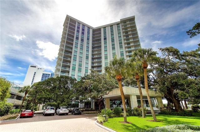 1111 N Gulfstream Avenue 7B, Sarasota, FL 34236 (MLS #A4212040) :: Delgado Home Team at Keller Williams