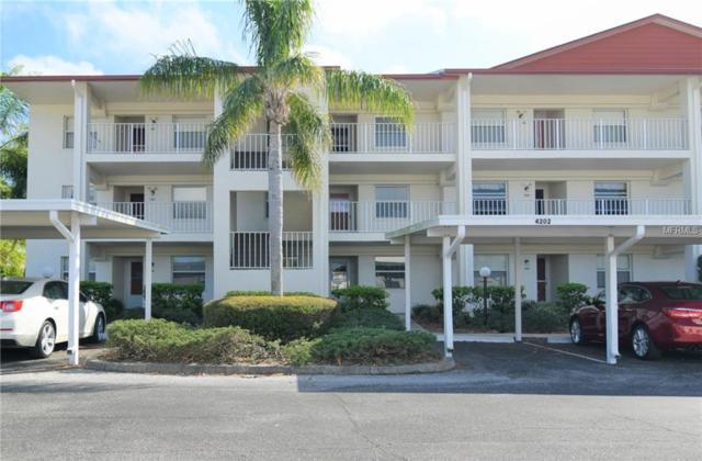 7301 29TH AVENUE Drive W #102, Bradenton, FL 34209 (MLS #A4212185) :: Team Bohannon Keller Williams, Tampa Properties