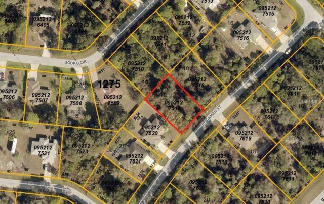 Rockman Street, North Port, FL 34291 (MLS #A4212189) :: Premium Properties Real Estate Services