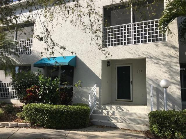 302 108TH Street W #302, Bradenton, FL 34209 (MLS #A4212297) :: The Duncan Duo Team