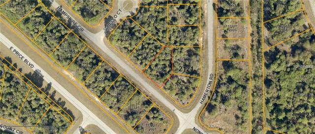 Hampshire Circle, North Port, FL 34288 (MLS #A4212341) :: Griffin Group