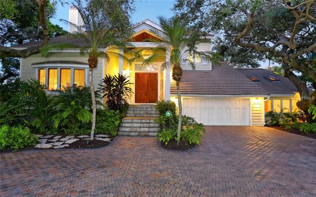 5306 Siesta Cove Drive, Sarasota, FL 34242 (MLS #A4212382) :: The Lockhart Team