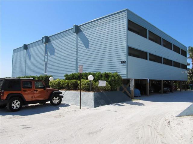 102 68TH Street #103, Holmes Beach, FL 34217 (MLS #A4212440) :: The Duncan Duo Team