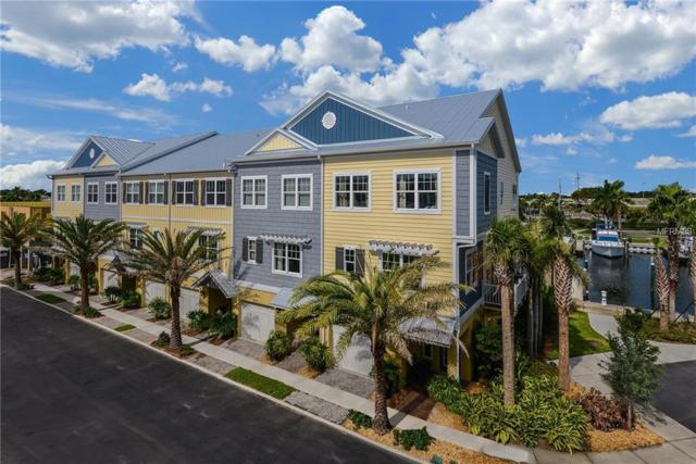 6116 Marina Cove Way S #43, St Petersburg, FL 33712 (MLS #A4212464) :: Griffin Group
