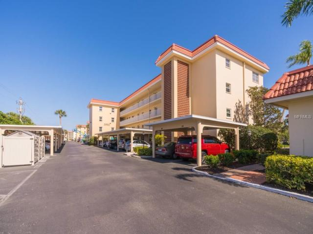 1350 N Portofino Drive S T109, Sarasota, FL 34242 (MLS #A4212502) :: The Duncan Duo Team