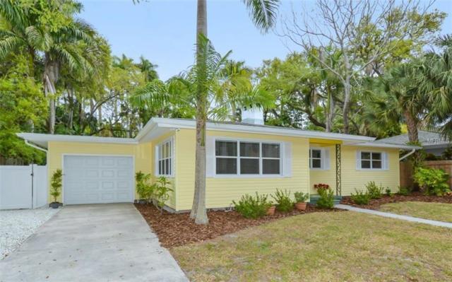 741 Indian Beach Lane, Sarasota, FL 34234 (MLS #A4212526) :: Griffin Group