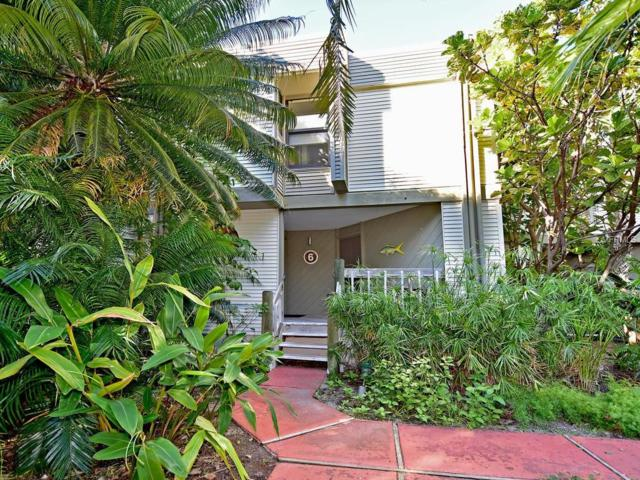 3440 Gulf Of Mexico Drive #6, Longboat Key, FL 34228 (MLS #A4212684) :: The Duncan Duo Team