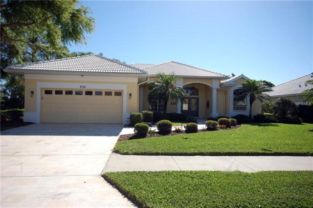 636 Sawgrass Bridge Road, Venice, FL 34292 (MLS #A4212688) :: Medway Realty