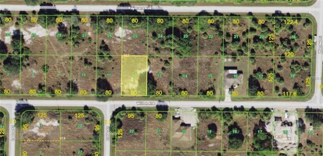 19156 Wilton Avenue, Port Charlotte, FL 33954 (MLS #A4212899) :: KELLER WILLIAMS CLASSIC VI