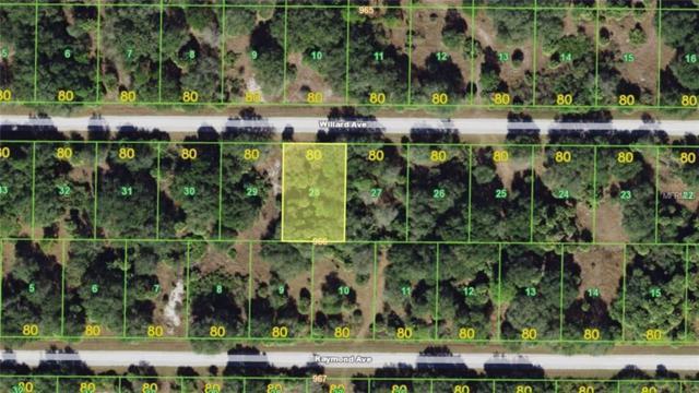 19135 Willard Avenue, Port Charlotte, FL 33954 (MLS #A4212902) :: KELLER WILLIAMS CLASSIC VI