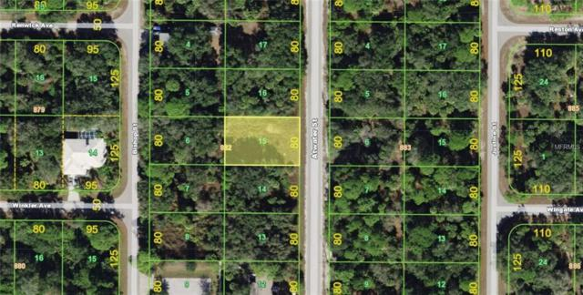 79 Atwater Street, Port Charlotte, FL 33954 (MLS #A4212907) :: RE/MAX Realtec Group