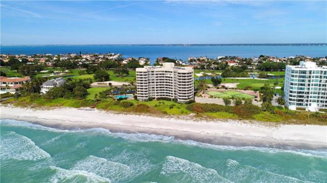 775 Longboat Club Road #705, Longboat Key, FL 34228 (MLS #A4212930) :: Team Bohannon Keller Williams, Tampa Properties