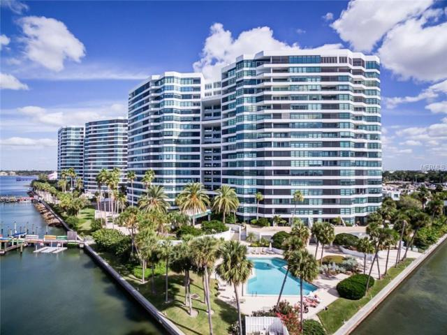 888 Blvd Of The Arts #302, Sarasota, FL 34236 (MLS #A4212939) :: Team Bohannon Keller Williams, Tampa Properties