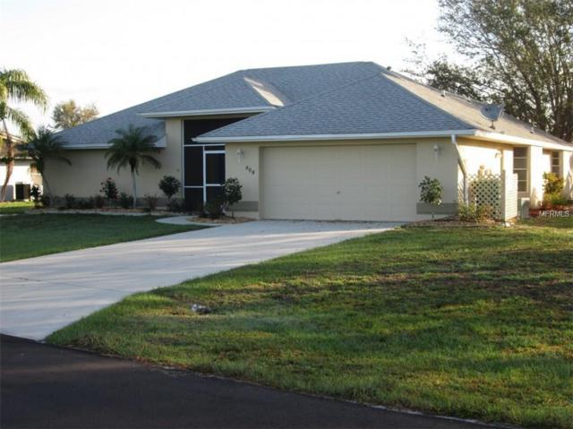 404 Tres Lagoas Street, Punta Gorda, FL 33983 (MLS #A4213071) :: Griffin Group