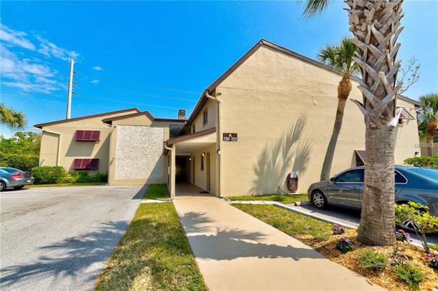 7213 Cloister Dr #206, Sarasota, FL 34231 (MLS #A4213373) :: Five Doors Real Estate - New Tampa