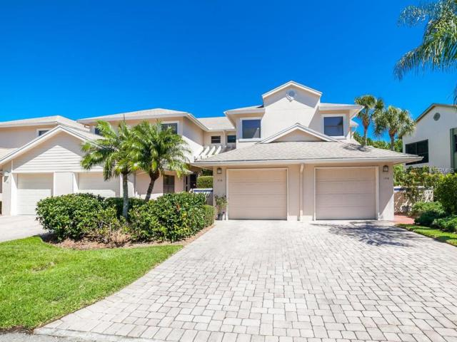 1718 Starling Drive #104, Sarasota, FL 34231 (MLS #A4213381) :: McConnell and Associates
