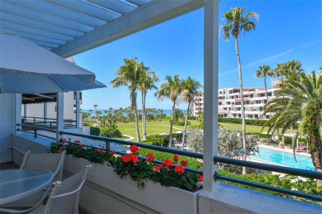 1445 Gulf Of Mexico Drive #203, Longboat Key, FL 34228 (MLS #A4213451) :: The Duncan Duo Team