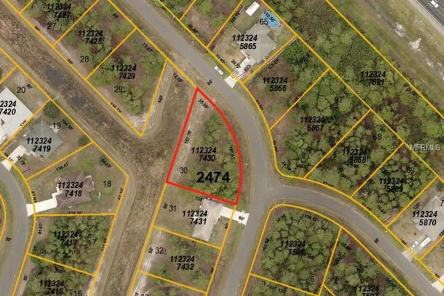 N San Mateo Drive, North Port, FL 34288 (MLS #A4213474) :: Griffin Group