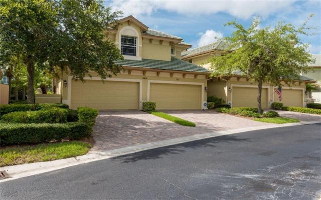 6414 Moorings Point Circle #201, Lakewood Ranch, FL 34202 (MLS #A4213561) :: White Sands Realty Group