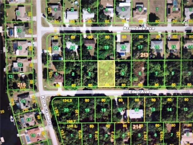1264 Eden Avenue, Port Charlotte, FL 33948 (MLS #A4213601) :: Godwin Realty Group